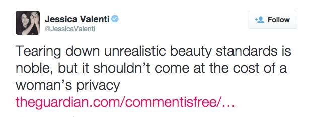 privacy tweet